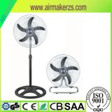 16 pouces 3 puissants dans 1 ventilateur bon marché de stand de ventilateur de piédestal industriel d'énergie électrique