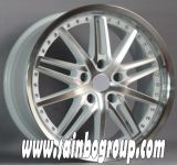 "Projetar Best Quality Car Alloy Wheel Sport Wheels From 13 "" a 26 """