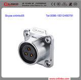 Gegentakt3 Pin Quick Connector für Machinery