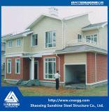 Роскошное здание виллы стальной структуры для живущий дома