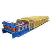 Lange Überspannung runzelte die PPGI/Gi Dach-Blatt-Rolle, die Maschinerie bildet