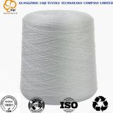 Filato cucirino filato bianco grezzo del poliestere 40s/3 di 100%
