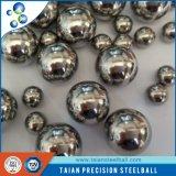 60HRC Hard AISI1010 la bola de acero bajo en carbono para el apoyo