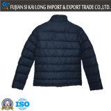 Esterno di inverno degli uomini l'usura calda del rivestimento imbottito cappotto