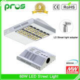 High Lumen Outdoor Waterproof LED Lighting de rue 30W / 60W / 90W / 120W / 150W / 180W