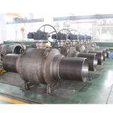 Польностью сваренная сталь углерода промышленная с шариковым клапаном пущенным по трубам переходом