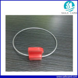 13.56MHz F08 Chip Passive Electronic Seal Label RFID Sealing Tag