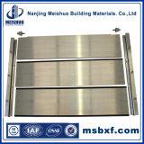 Sistema di barriera di alluminio dell'inondazione del portello di entrata