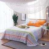 Bladen van het Bed van de Dekking van het Dekbed van het Beddegoed van de Slaapkamer van het huis de Textiel