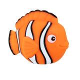 Jouets en plastique pour animaux d'océan, jouets pour poissons d'animaux, poissons plastiques en PVC