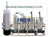 machine de raffinerie d'huile de soja 20t, machine d'extraction de l'huile de soja
