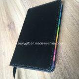 2018 personnalisé en cuir pour ordinateur portable PU carnet de croquis croquis croquis le bloc-notes Livre de dessin