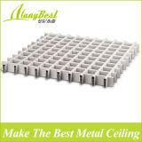 2018 Hot sales de aluminio color madera suspendido del techo de la parrilla