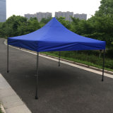 3x3m Royal Blue Top Piscina Gazebo emergente dosel plegable