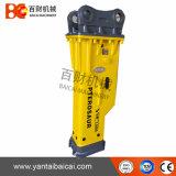 Sb130 Système Soosan de type silencieux pour excavatrice du marteau hydraulique