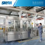 Machines remplissantes d'usine de l'eau minérale
