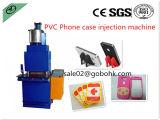 Chaveiro de borracha de PVC máquina de injeção de moldagem