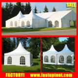 Suqare Shape Gazebo Canopy Tent 3X3m with transparency Windows
