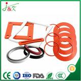 Os anéis O da junta de borracha para equipamento de estanqueidade