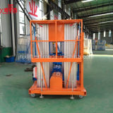100kg 14m China Lieferanten-Aluminiumlegierung-mobile Aufzug-Plattform der Oberseite-10 mit Cer ISO-Bescheinigung