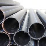 PE100 250mm 315mm 400mm de diâmetro grande tubo plástico de HDPE