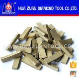 Hoge Efficiency Uiteinden van de Diamant van het Segment van de Diamant van de Steen van 18 Duim de Scherpe Marmeren voor het Blad van de Zaag van de Brug