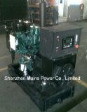 50kVA 40kw Yuchai 디젤 엔진 발전기 대기 비율 55kVA 44kw 발전기