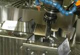 De Precisie die van het metaal Part/CNC een Deel van Aluminium met het Schilderen Oppervlakte machinaal bewerken
