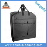 Non Woven Black Foldable Garment Bag Cover Suits Dress Bag