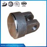China-Metallprodukte passten Stahlgußteil u. Schmieden für Abstecken-Fessel an