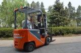 De Vierwielige Elektrische Batterij In werking gestelde Vorkheftruck van uitstekende kwaliteit Cpd15 van 1.5 Ton
