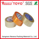 卸し売りカスタム高い粘着性単一の味方されたBOPPのテープ