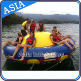 PVC Inflable agua del parque inflable Saturn Disco barco inflable