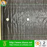 Tissu PP Paysage/ perforé le tapis de mauvaises herbes pour faciliter l'utilisation de jardinage