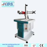 Fabbrica della macchina della marcatura del laser della fibra 20W per metallo/marcatura di plastica/di gomma