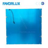 매우 호리호리한 사각 600X600 LED 위원회 램프