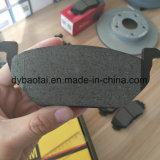 Plaquette de frein Auto Semi avec Coppor métallique pour Volkswagen Jetta D768
