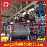 強制-ガス燃焼の循環によって包まれる物質的な熱オイルのボイラー