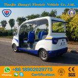 Elektrische Patrouillewagen met de Certificatie van Ce