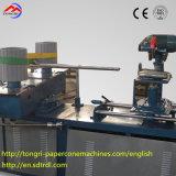 Face simple collant la machine de tournoyer et de découpage pour le tube de papier spiralé