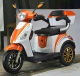 500W 48V/60V schwanzloses E-Fahrrad für die untauglichen und älteren Leute