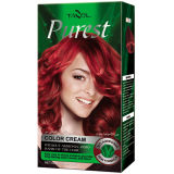 No Ammonia Purest Hair Color Cream Cosmetic