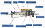 Vuoto di plastica di vuoto della superficie curva che forma il portello della cucina del comitato del MDF di falegnameria del macchinario