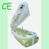 В ванной комнате мокрой сауны СПА-капсула джакузи спа-501