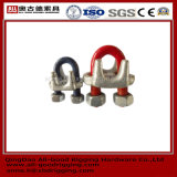 H.D.G Carbon Steel U.S. Standard Drop Forged Wire Rope Clip