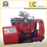 空気圧縮機のための水平タンク溶接機