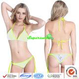 De Sexy Bikini Halter van vrouwen/de Sexy Bikini van de Driehoek