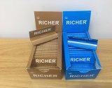 /Brownのより豊富で青い小冊子の煙るロール用紙
