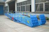 熱い販売の貨物のための移動式油圧ドックの傾斜路