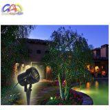 Mini-Star Efeito de pontos de luz do projetor Laser de jardim de Natal no jardim ao ar livre